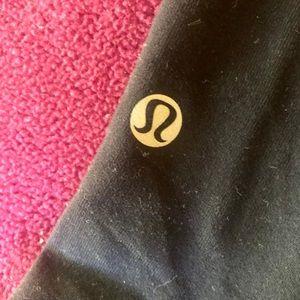lululemon athletica Pants & Jumpsuits - Lululemon black wide leg pants